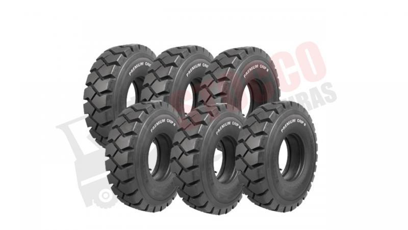 Venda de pneus para empilhadeira